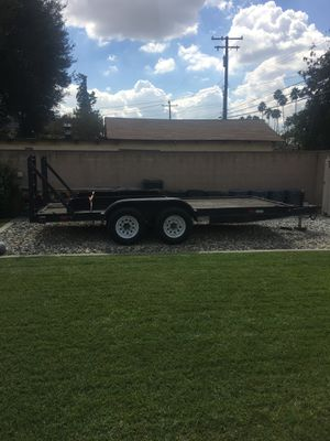 Apache 16ft car trailer for Sale in Irwindale, CA