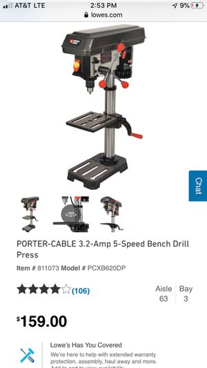 Brand new porter cable drill asking for 95$ for Sale in Buffalo, NY