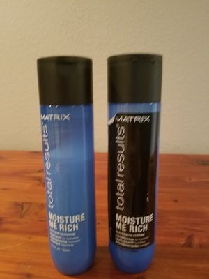 Matrix shampoo and conditioner for Sale in Juniata, NE