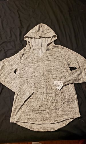 NWT Gray Hoodie Junior size S for Sale in Franklin, TN