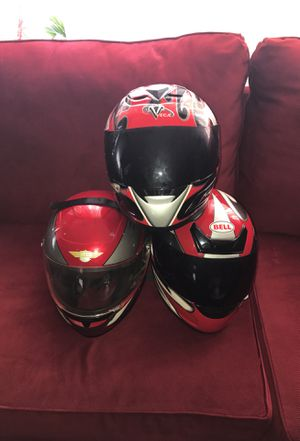 Motorcycle helmet for Sale in Springdale, MD