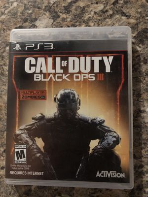 COD black ops 3 for Sale in Clyde, TX