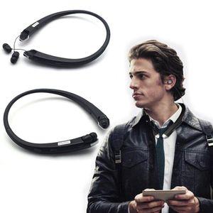 Bluetooth Headset Sport Stereo Wireless Headphone Earphone for iPhone Samsung Black (sportheadphone-black-USA ) for Sale in Riverside, CA