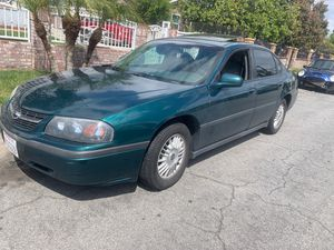 2000 Chevy impala for Sale in Fontana, CA