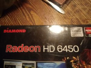 Radeon 6450 hd for Sale in Oologah, OK
