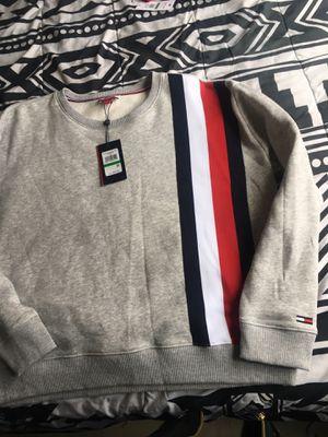 Timmy hilfiger sweatshirt for Sale in Manassas, VA