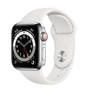 Apple Watch Series 6 - 40 mm - Silver Stainless Steel - BRAND NEW for Sale in Ladera Ranch, CA