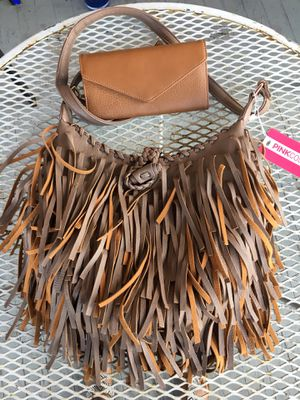 Crossbody Purse with Wallet for Sale in Columbus, OH