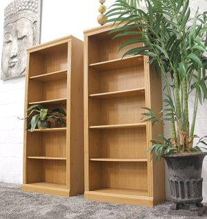 ***Set of 5-Shelf Bookcases (Free Delivery) for Sale in Atlanta, GA