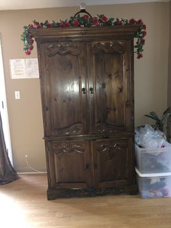 Vintage Armoire for Sale in San Diego,  CA