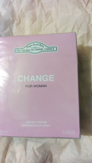 Chance perfume, 7$ for Sale in Jurupa Valley, CA