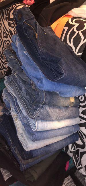 Zara, Levi's, Pac Sun & True Religion Jeans for Sale in Glenn Dale, MD
