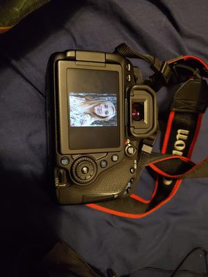 Canon 80D for Sale in Westby, WI