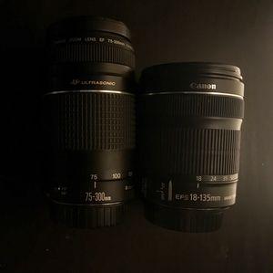 Canon Lenses for Sale in Phoenix, AZ