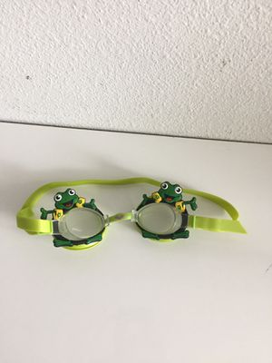 Frog water goggles for Sale in Delray Beach, FL