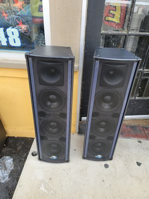 Bluetooth speaker 3,000 watts for Sale in Fontana, CA