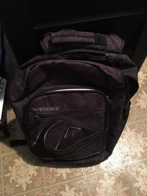 Quicksilver Backpack for Sale for Sale in Alexandria, VA