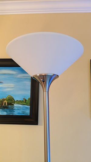 Tall floor lamp for Sale in Los Angeles, CA