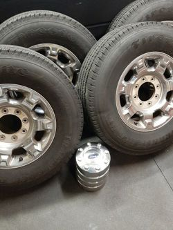 F350/250 Wheels for Sale in Federal Way,  WA