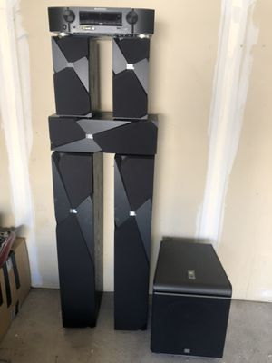 JBL entertainment combo 1000W for Sale in Corpus Christi, TX
