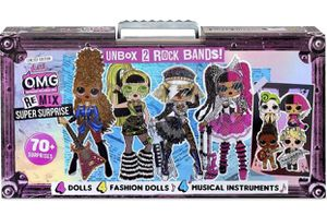 OMG Fashion Dolls Remix for Sale in Brownsburg, IN