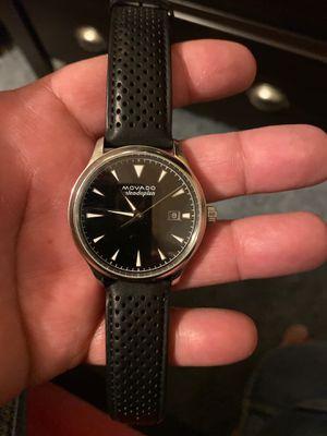 Movado quartz watch for men s for Sale in Portland, OR