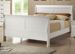 New full size bed frame tax included for Sale in Hayward, CA