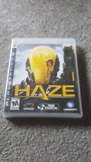 Haze - PS3 - instructions included for Sale in Farmington, UT