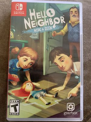 Nintendo Switch Hello Neighbor for Sale in Lehigh Acres, FL