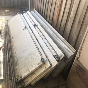 Garage Doors, opener and Tracks for Sale in Brentwood, CA