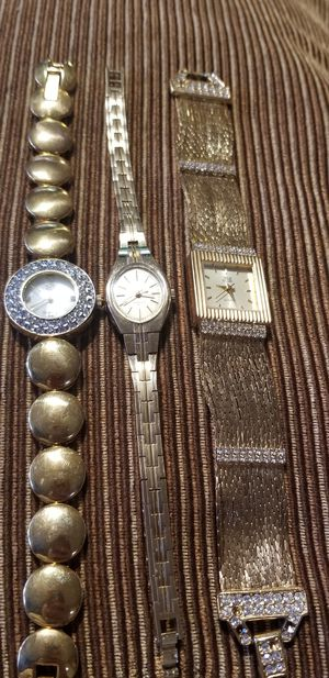 LADIES VINTAGE WATCHES LOT for Sale in Annandale, VA
