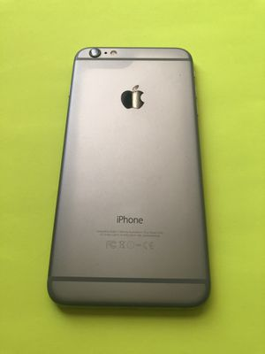 iPhone 6 Plus factory unlocked, NO TRADES. for Sale in Kissimmee, FL