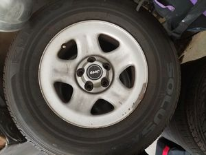 Jeep Cherokee Wheels and tires for Sale in Clearwater, FL