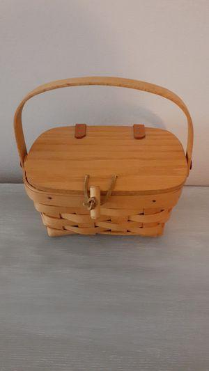 Longaberger basket for Sale in Greenacres, FL