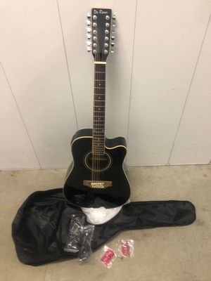 Electric acoustic 12 string guitar for Sale in Tracy, CA