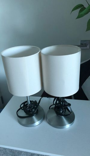 Pair of lamps for Sale in Miami, FL
