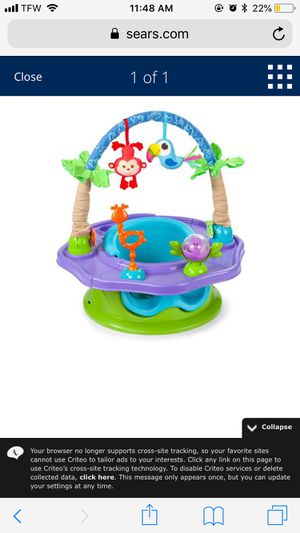 Summer Infant Island Giggles Super Booster Seat for Sale in Greensboro, NC