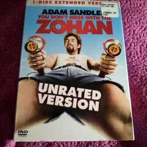 DON'T MESS WITH THE ZOHAN (DVD) for Sale in Phoenix, AZ