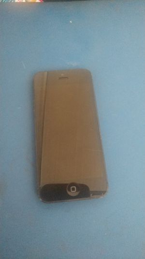 iPhone 5 no scratches or cracks for Sale in Phoenix, AZ