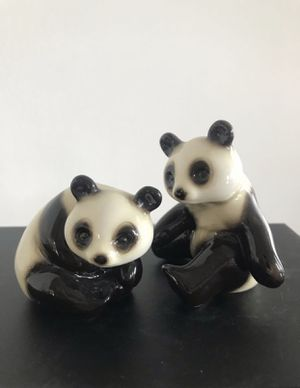 Vintage Set Goebel Panda Figurines for Sale in Washington, DC