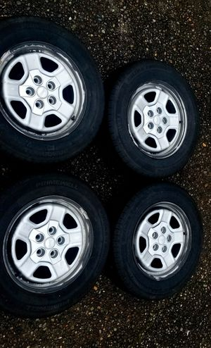 Jeep 16 Inch Wheels Rims OEM & Brand New Tires for Sale in Kent, WA