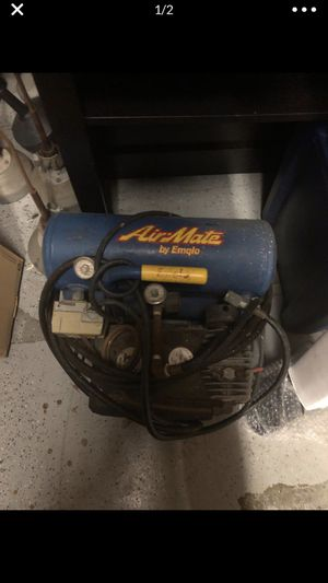 Airmate Emglo Air Compressor 125 psi for Sale in Fort Myers, FL