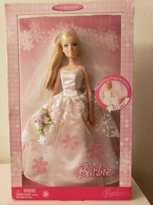 Mattel 2006 Barbie Every Girl's Dream Wedding Doll for Sale in HALNDLE BCH, FL