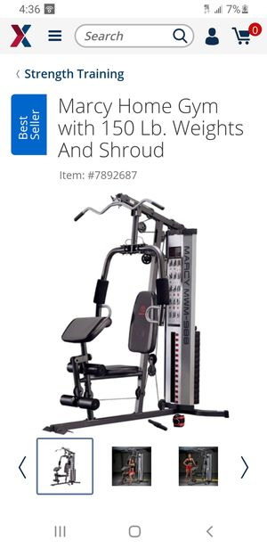 Weight machine for Sale in Stockton, CA