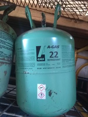 R22 freon unopened 30lbs for Sale in Phoenix, AZ