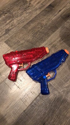 Plastic Water Guns for Sale in Holland, MI