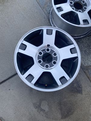 """18"""" rims(came off Ford F-150 FX4) for Sale in San Diego, CA"""