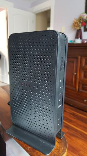 Netgear Wi-Fi cable modem router for Sale in Vancouver, WA