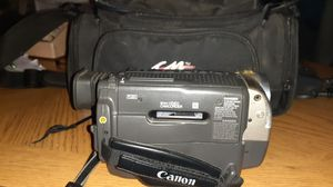 8mm video camcorder Canon everything is included for Sale in Millville, NJ