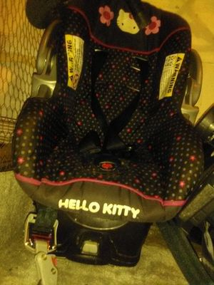 Hello Kitty car seat for Sale in Silver Spring, MD